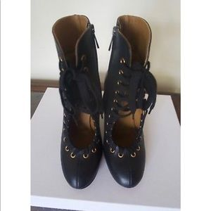 Chloe miles ankle boots!